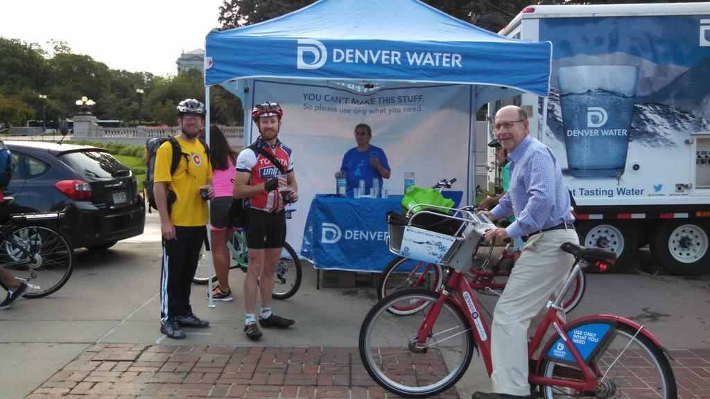Don't forget to stop by the Denver Water trailer on your #BiketoWorkDay at #CivicCenterPark ! http://t.co/wdh2FWuAqL