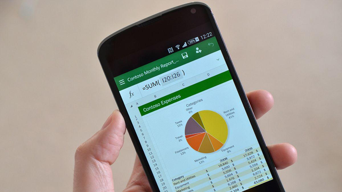 Microsoft Office for Android is now available for everyone