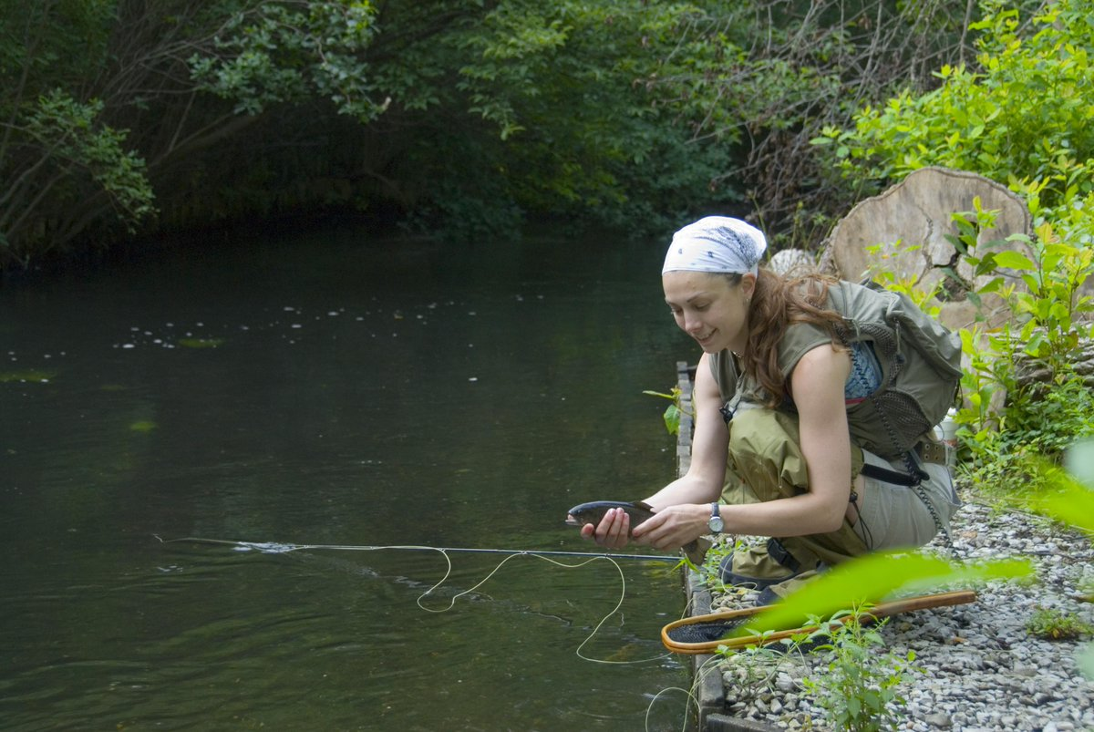 This weekend NY State residents & visitors may fish for free without a license: June 27-28 http://t.co/emsYRhxsl6 http://t.co/UXi7VdXmgF