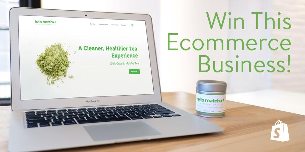 We built an ecommerce business and now we're giving it away! Find out how you can win » http://t.co/GS4SlwC9Lc http://t.co/bQoDdN31mI