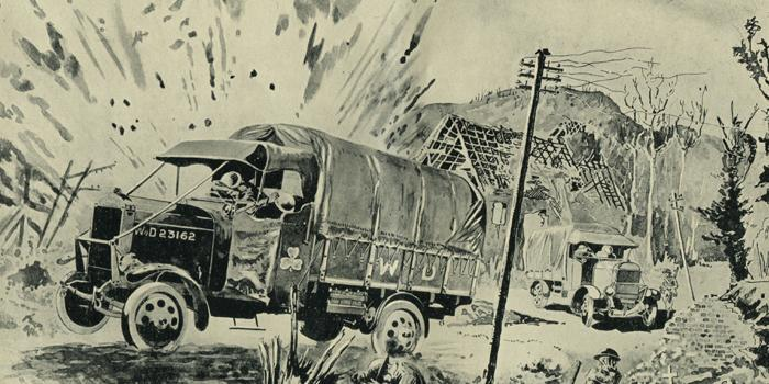 Thumbnail for From Ypres to Andover – A Driver's Story
