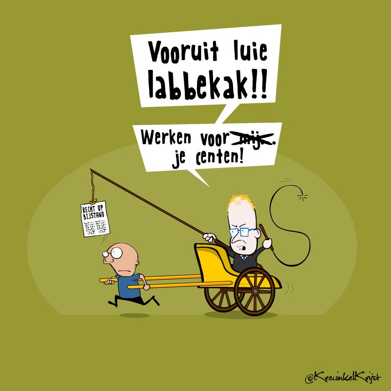 Labbekakken... #cartoon #DeBoer #Boerenlul http://t.co/Z09NOzuv20 http://t.co/QGRssK2l0Q