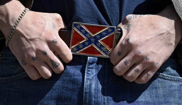 White Americans are the biggest terror threat in U.S., study finds http://t.co/cxoFBB8Q61