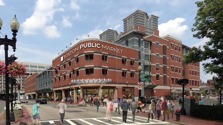 Boston's first year-round, indoor farmers' market is officially opening next month http://t.co/kC5L33HKdi http://t.co/SyhmljVE5B