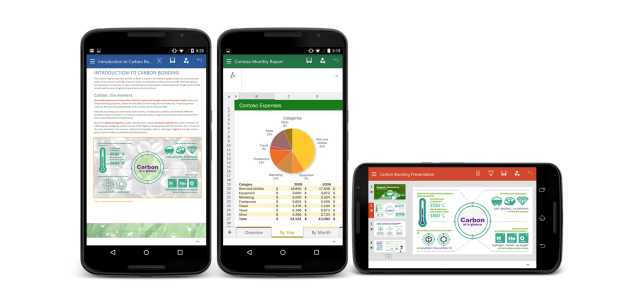 You can finally put Microsoft Office for Android on your smartphone