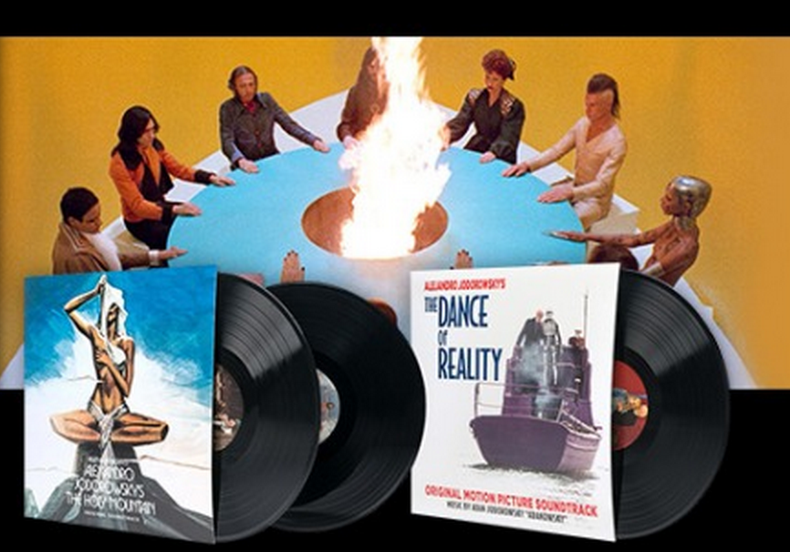 .@alejodorowsky - ORIGINAL SOUNDTRACK VINYL BUNDLE. On sale for 6hrs here-> http://t.co/LeuZMeT0o8  #TeamVinyl http://t.co/rVyW71aY34