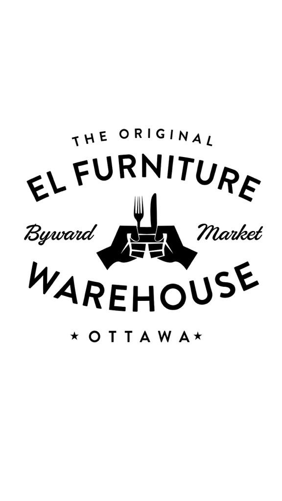 EL FURNITURE WAREHOUSE   This National Treasure Is Opening A Byward Market  Location In A Month @ElFurny #BywardMarketpic.twitter.com/KDgZCJxDC2