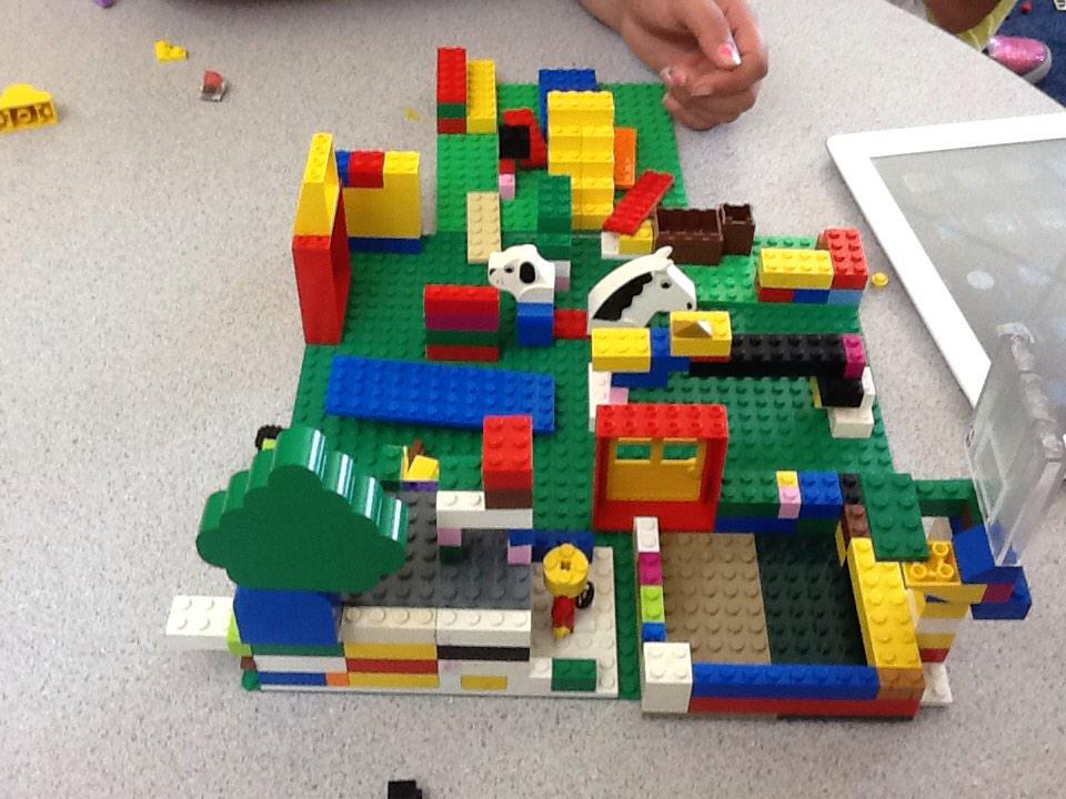 #legochallenge3 we have made a play ground out of lego by Mya Adam Jasmehar and Avtar http://t.co/zQb8SgTSmi
