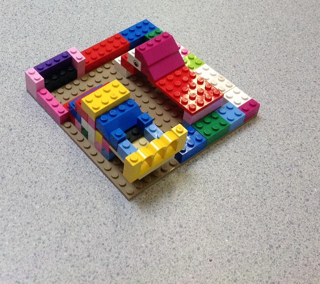 This is my playground #legochallenge3 by Sujot http://t.co/Qd8jJ3Aycj