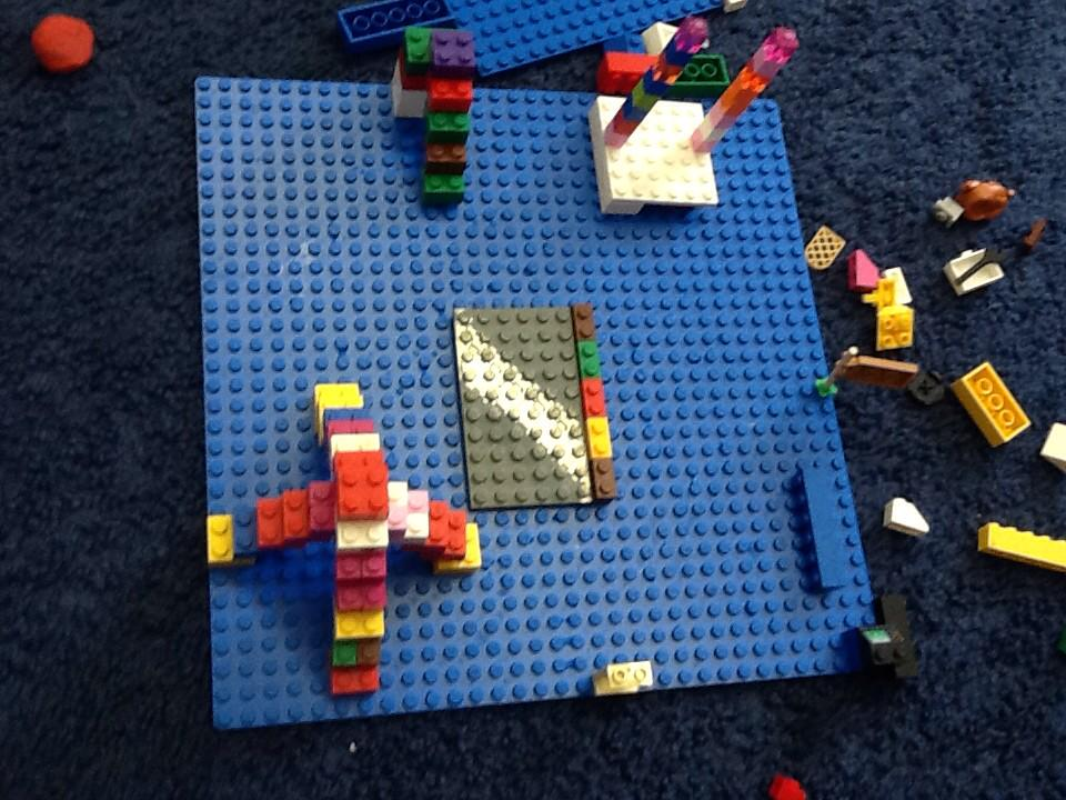 #legochallenge3 hey look at my Lego playground by Avneet and Allison http://t.co/qTQxwGXTau