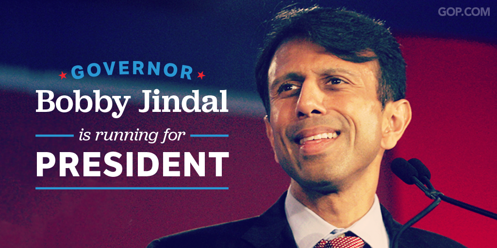 Leftists mock Bobby Jindal with #jindian hashtag