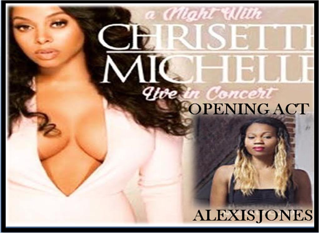 SUNDAY, JUNE 28TH #CHRISETTE MICHELLE LIVE AT THE #RITZ IN RALEIGH NC!! AlSO OPENING PERFORMER ALEXIS JONES!!<br>http://pic.twitter.com/JMSFtnv5tF