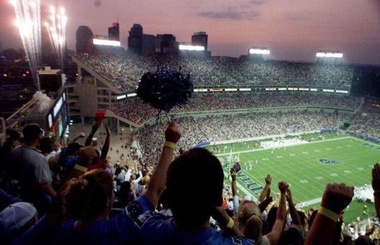 BREAKING: LP Field to be renamed Nissan Stadium http://t.co/kUQemD4DpP via @tennessean http://t.co/EYiokDBvmM