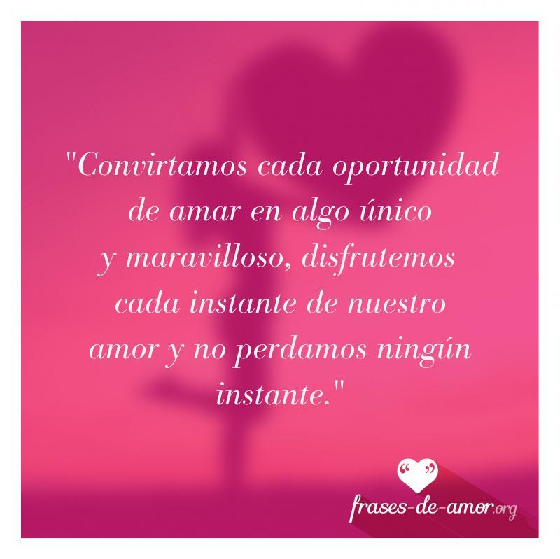 Frases De Amor On Twitter Convirtamos Cada Oportunidad De Amar
