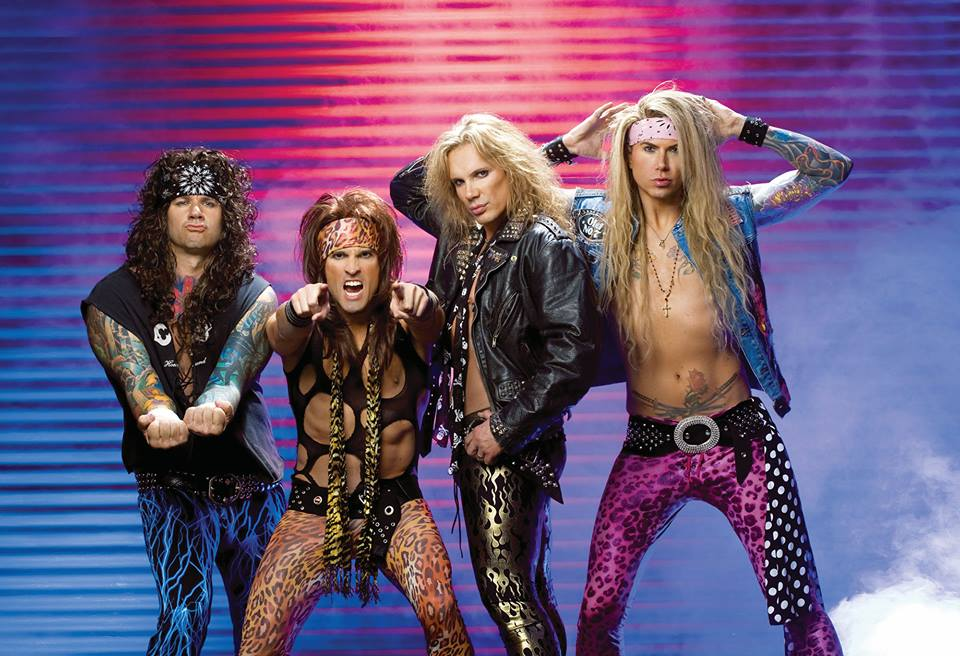 Born on #SunsetStrip 13 yrs ago @Steel_Panther close down @HOBSunset w/ 3 shows in June. Info http://t.co/NmW3jqh40P http://t.co/J1uVwF1doe