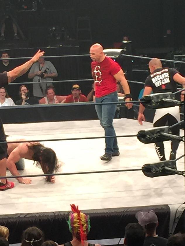 Возвращение в TNA
