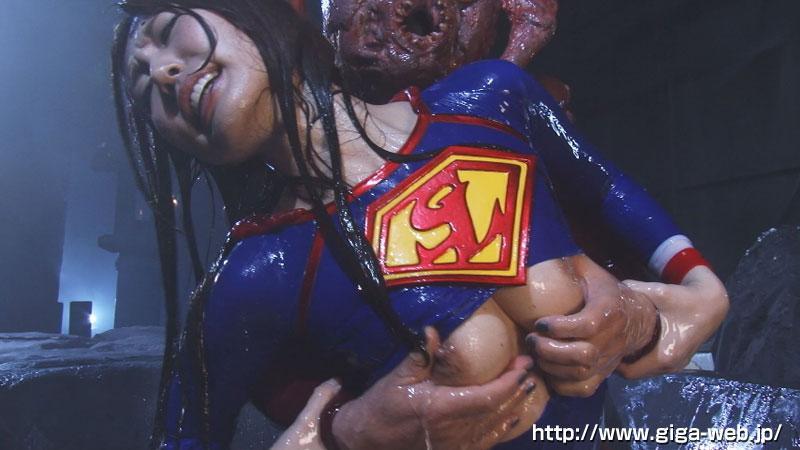 Superheroine humiliated porn