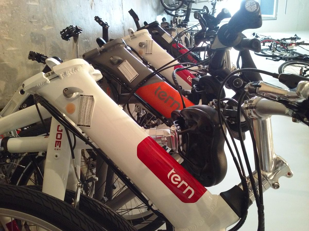 Tern Bicycles on Twitter: