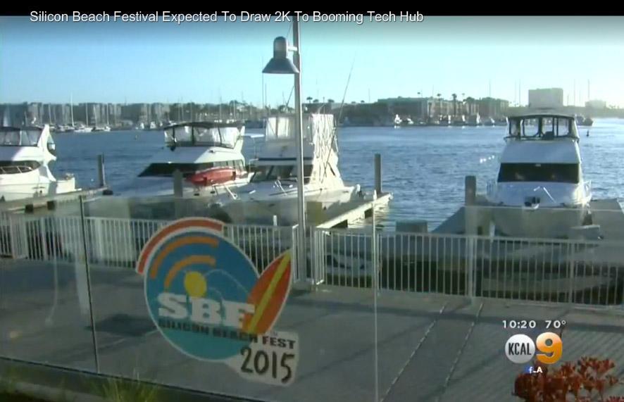 Digital La Silicon Beach Fest Attracts Thousands
