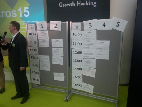 Sessionsplanung beim OpenSummit in Nürnberg: 12:00 Uhr Digitalisierung der Neukundenakquise #cros15 #CRM http://t.co/RSTv79kRfA