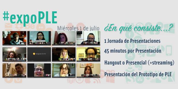 Te presentamos #expoPLE ¡Reserva tu hora! :) #eduPLEmooc  http://t.co/rk9V22yikC http://t.co/07ym6DbNqL http://t.co/MwnQ7AuGwt