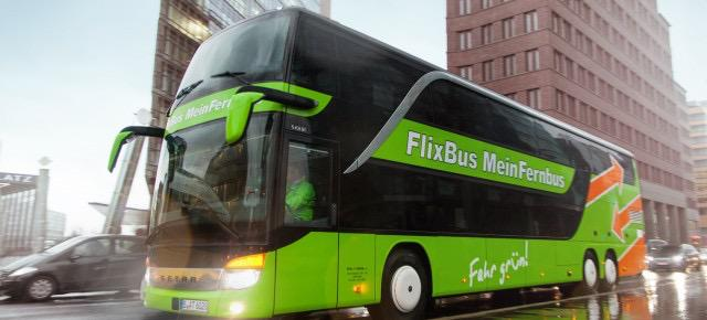 FlixBus, la start-up degli autobus verdi.