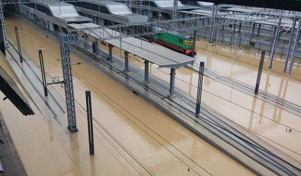 """Причиной потопа в Сочи могли стать нарушения при строительстве олимпийских объектов: """"Деньги огромные освоены, но это сделано было для галочки"""" - Цензор.НЕТ 4014"""