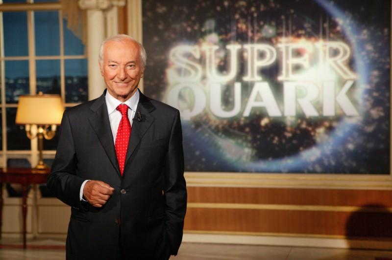 Piero Angela torna giovedi' sera con la terza puntata di SuperQuark su Rai Uno