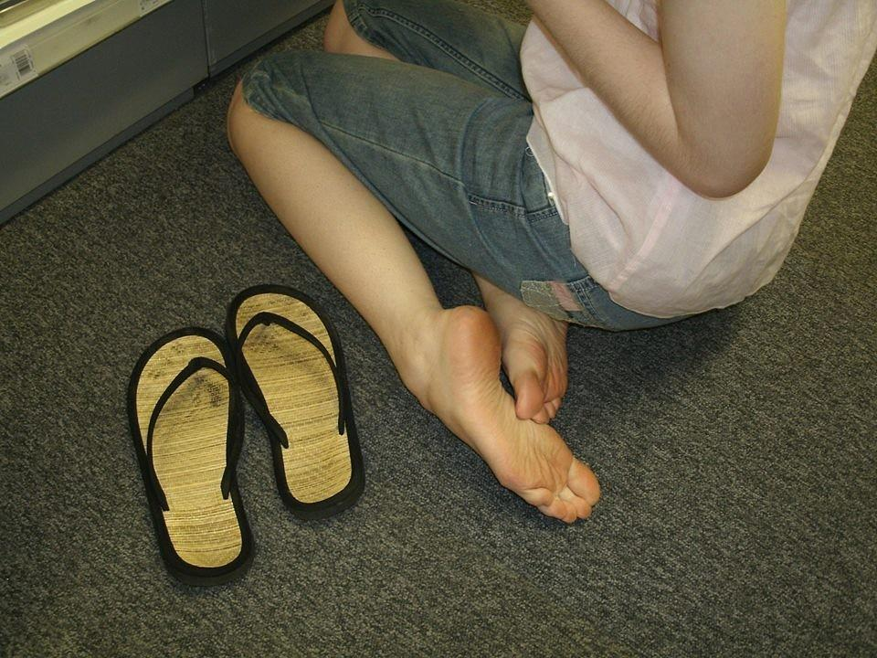 High Heel Sandals Fetish
