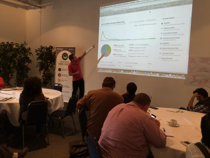 @alexisbradbury talking website analytics at #digiacademy @digibrum http://t.co/O5f062ZunD