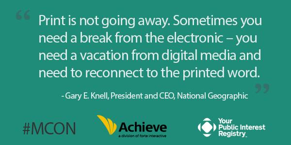 #MCON On the subject of the future of print media: http://t.co/pro1tQdnrr