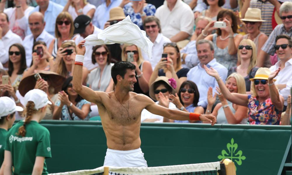 Tennis US Open: alle donne piace Djokovic, poi Nadal Federer e Fognini