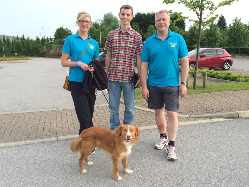 """""""@stuartberry1: Just seem Clive Emma & Phil Huxley on their way back from a #CompassionEL walk #elth http://t.co/BFqb3e68js""""@UpAndActiveUK"""