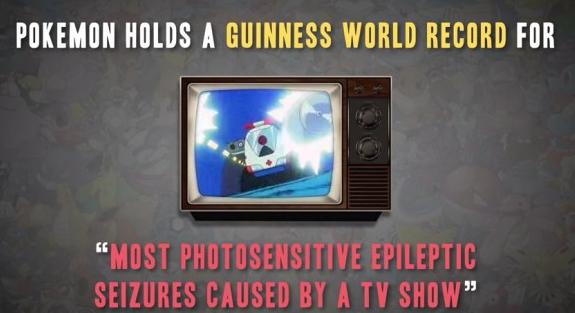 Denn Senshi Porygon - Wikipedia Most photosensitive epileptic seizures