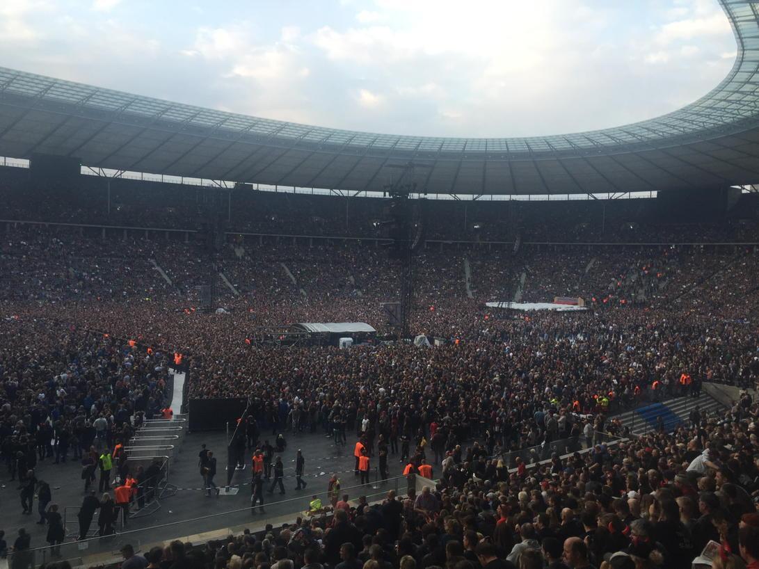 David Garrett On Twitter Acdc Concert In Berlin Httptco