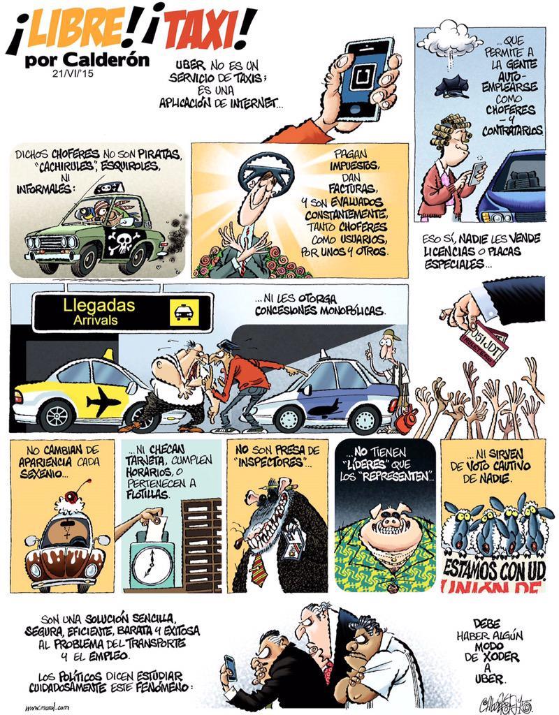 La realidad de UBER...!!!! http://t.co/laPzaelgMc