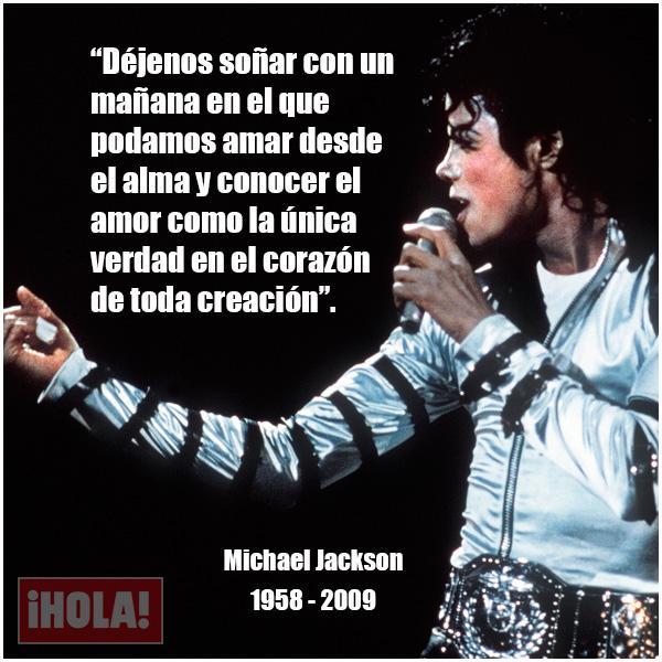 Michael Jackson Michael Jackson Mundo Despedimos Frases