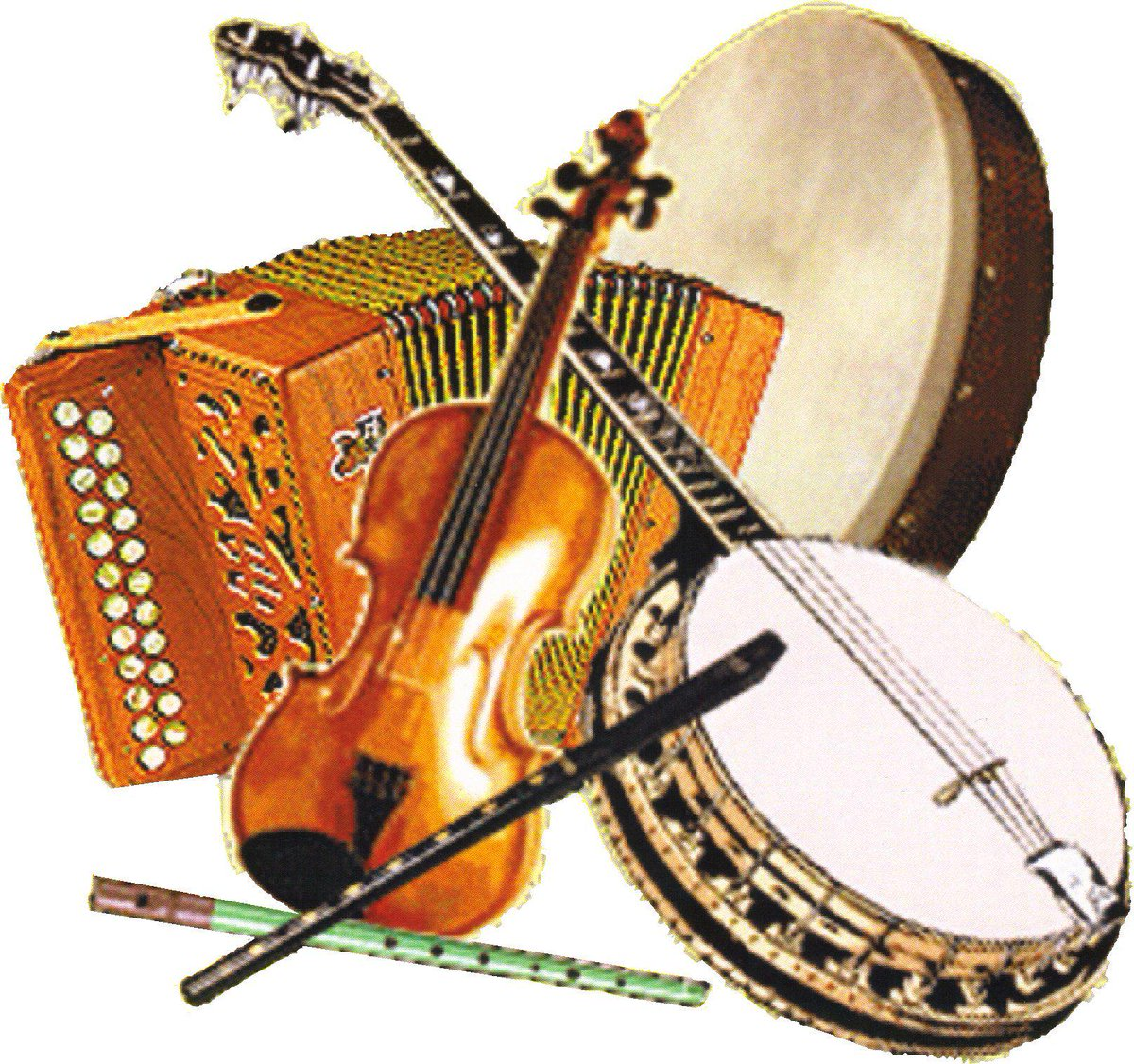 irish music Menu the purpose of this site is to provide links to other irish music sites check out the menu for links to groups, all the various instruments used in traditional irish music including accordion, banjo, concertina, fiddles, flute, uilleann pipes and lots more.