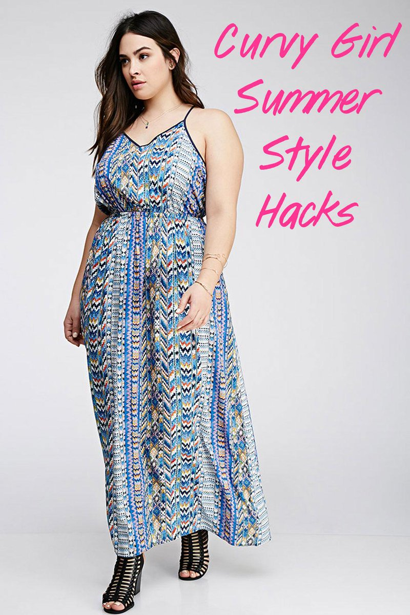 9 curvy girl fashion hacks to get you through summer ...