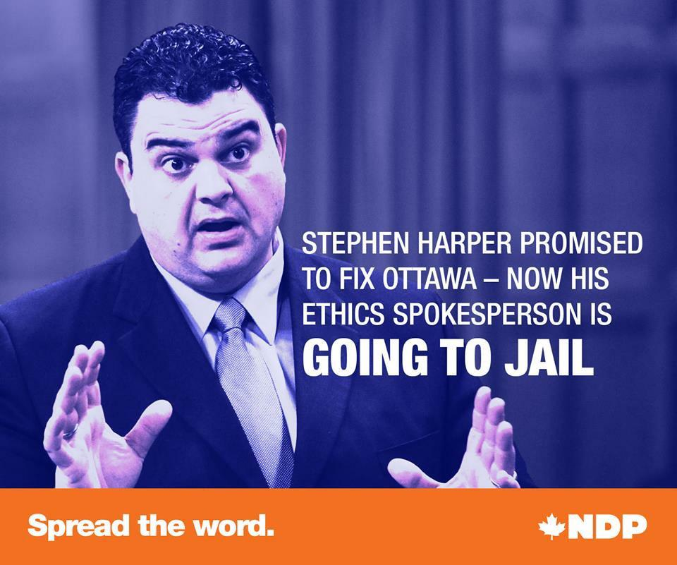Y'know, I gotta hand it to the @NDP_HQ comms team. This is excellent. #cdnpoli, #cpc, #deandelmastro http://t.co/sjgEfV107n