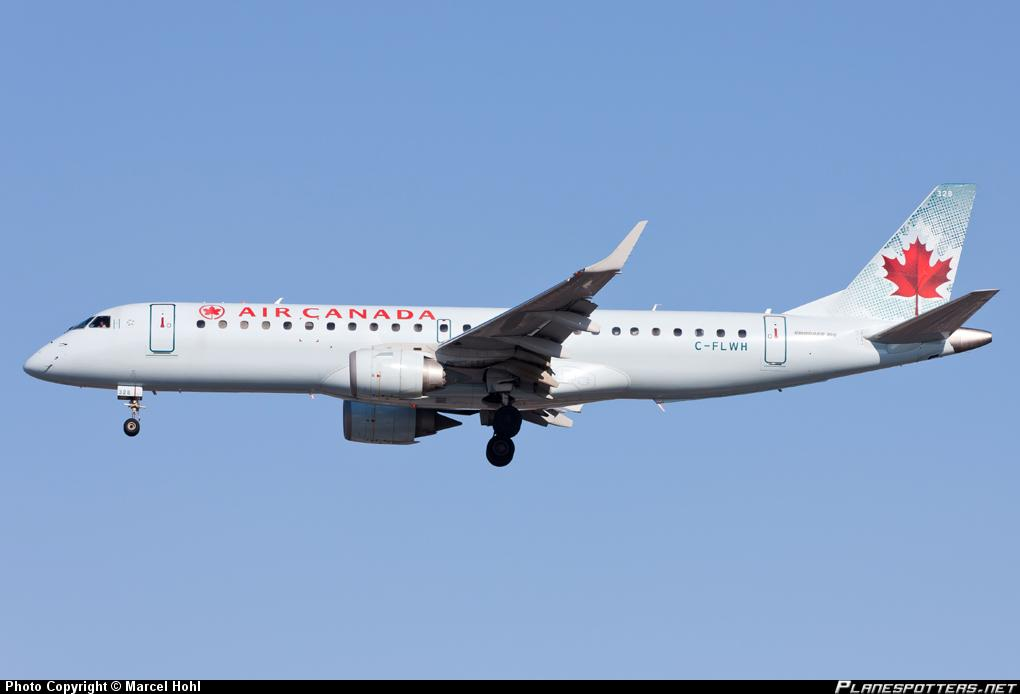 : Subject of bomb threat at YYT was Air Canada flight 143