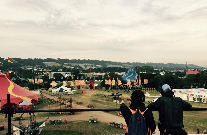"Glastonbury Twitter: Glastonbury Festival On Twitter: ""Chris Evans Is Currently"
