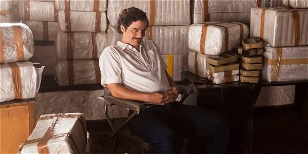Este es el Pablo Escobar de la serie 'Narcos' http://t.co/3qD55vyrnF