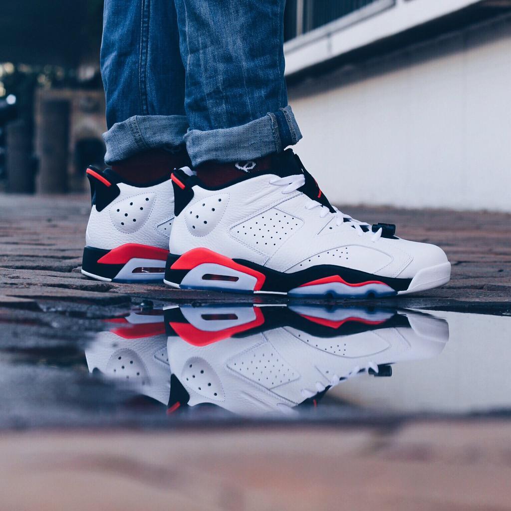 Air Jordan 6 Retro Low \