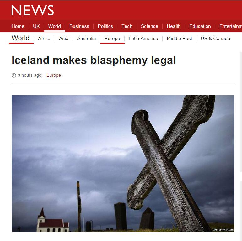 RT @FelicityMorse: That's why blasphemers go to Iceland http://t.co/iaENs3z98M http://t.co/BstvcGESYp
