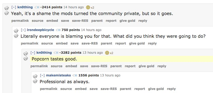 """Reddit Moderators Are Fed Up: """"I Thought It Couldn't Get Worse"""""""