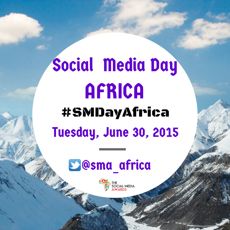 AFRICA is ready to celebrate the 2015 Social Media Day #SMDayAfrica. Watch This Space! #SMDay #SMDay2015 http://t.co/krb1DPcL8G