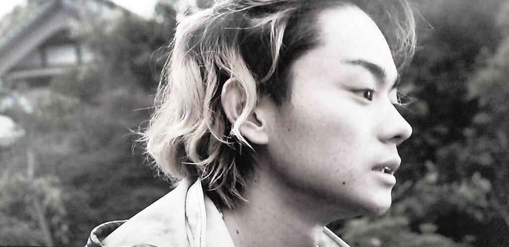 菅田将暉の横顔がかっこいい