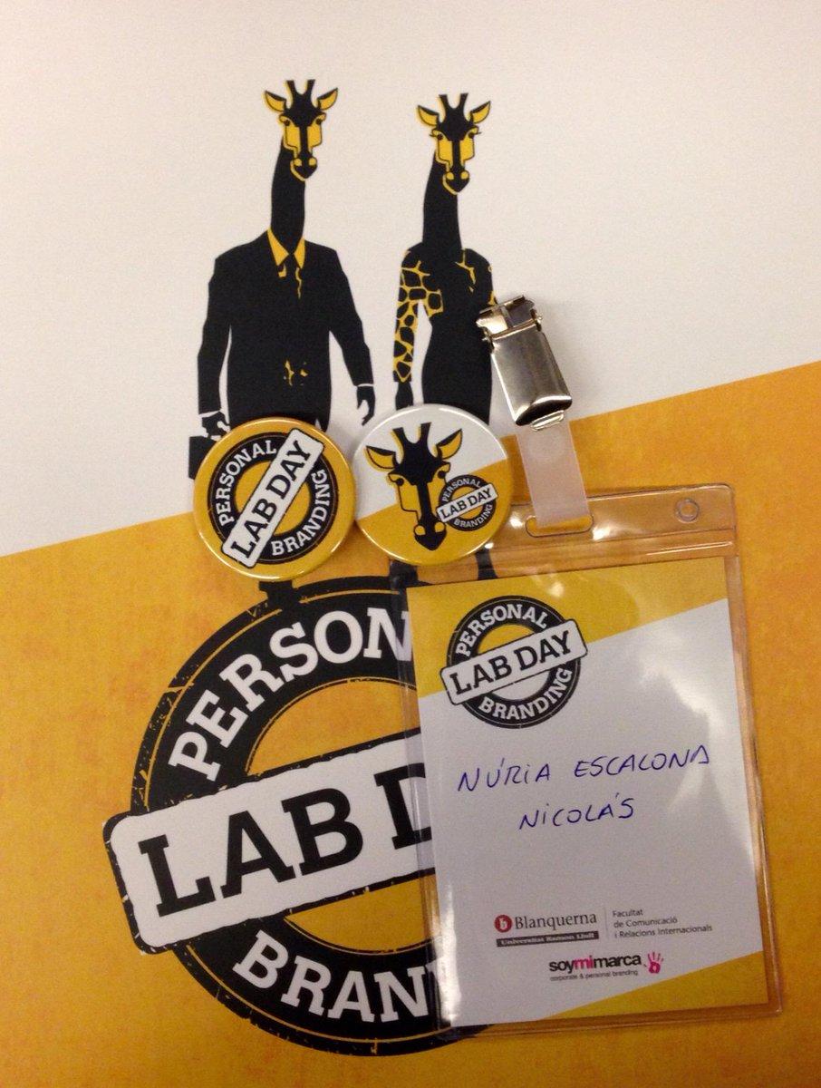 Día de #PBLabDay! Let's go! (@ Auditori-Biblioteca de la FC Blanquerna) https://t.co/onRDlSRvgt http://t.co/kBQpi9jnkW
