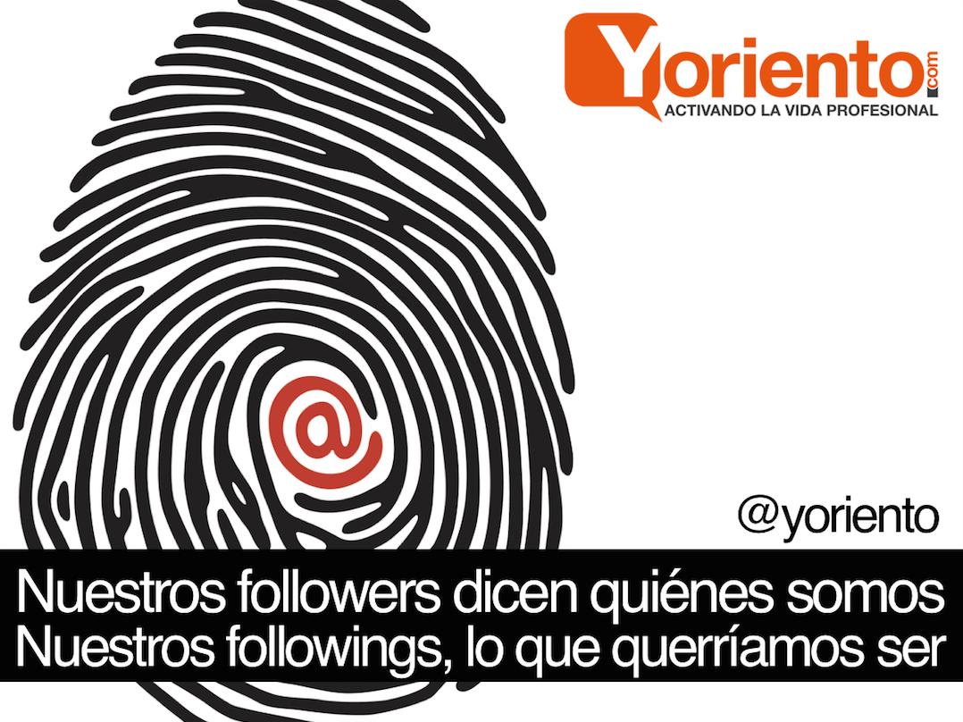 Nuestros seguidores dicen quiénes somos; nuestros seguidos, lo que queremos ser  http://t.co/ikb6qH7Xwl #PBLabDay http://t.co/T8MbYGzV0g